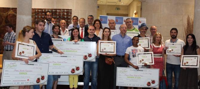 La CEO acogió la entrega de premios del concurso 'Sabores de Primavera'