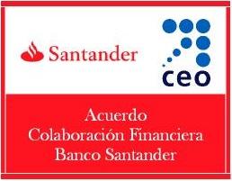 Acuerdo de colaboración financiera con el Banco Santander