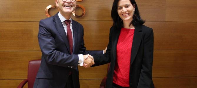 Reclima colaborará con la Consellería de Educación en el campo formativo