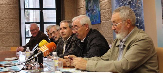 La Asociación Amigos Vía presentó los actos de la IX Semana Cultural