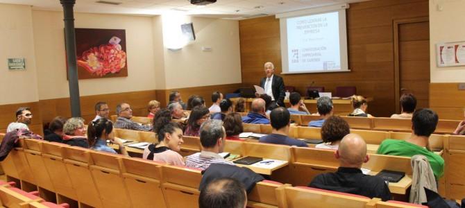 Miquel Bonet habló de liderazgo en la CEO