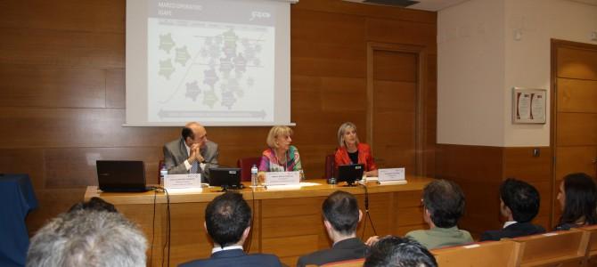 El Igape explicó en la CEO los préstamos y ayudas para pequeñas y medianas empresas gallegas