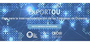 Banner Exportou