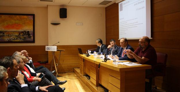 La CEO aprueba su presupuesto anual, que asciende a 1,56 millones de euros