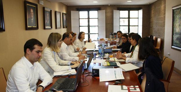 Un proyecto comunitario en el que participa la CEO, impulsará la internacionalización de las Pyme en Galicia y el norte de Portugal