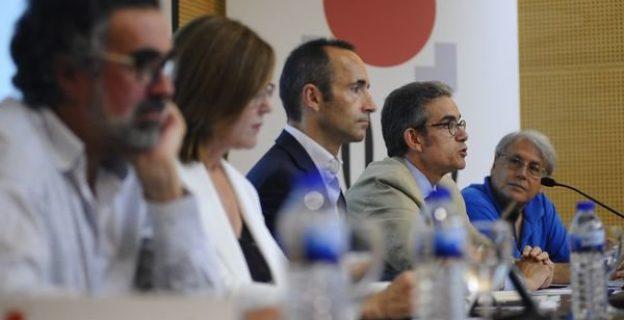 La CEO participó en el debate del Foro La Región sobre la nueva Ley de contratos del sector público
