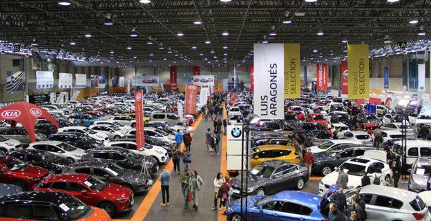 El Salón del Automóvil vendió 429 vehículos, 39 más que en la edición anterior