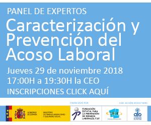 Banner Panel de Expertos 3 Acoso