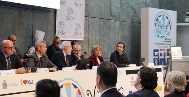 """LA CEO ESTUVO PRESENTE EN LA INAUGURACIÓN DE LA VIGÉSIMA EDICIÓN DE """"XANTAR"""""""