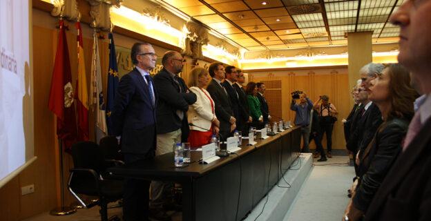La CEO celebra su asamblea anual rindiendo homenaje a José Manuel Pérez Canal
