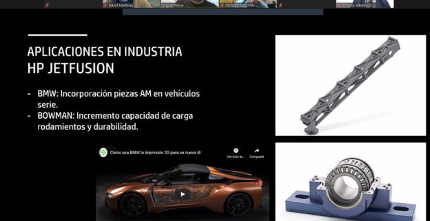 La tecnología 3D en la industria, una revolución imparable