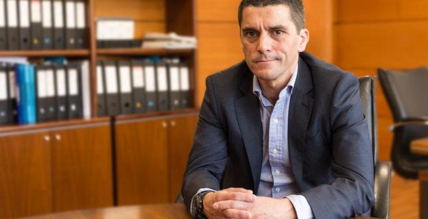 Eduardo Mera, director general de Cupa Pizarras, designado presidente de la Comisión de Internacionalización de la CEG