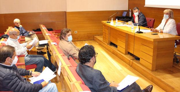 La Comisión de Infraestructuras se reunirá con la plataforma que defiende la conexión ferroviaria Vigo – Ourense por Mondariz para estudiar esta propuesta
