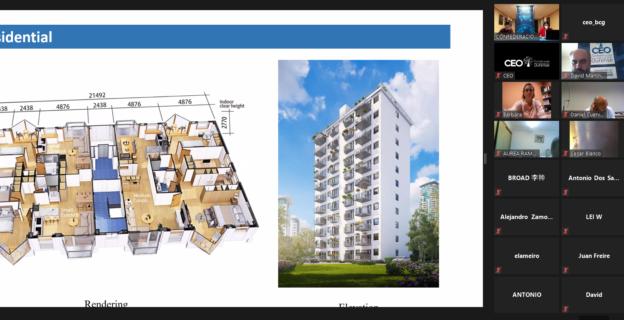 Broad Group explica en la CEO todos los detalles de su 'edificio viviente'