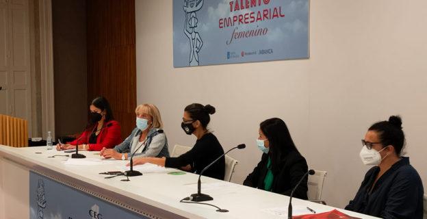 La presidenta de la CEO participa en el Congreso Talento Empresarial en Femenino, organizado por la CEG