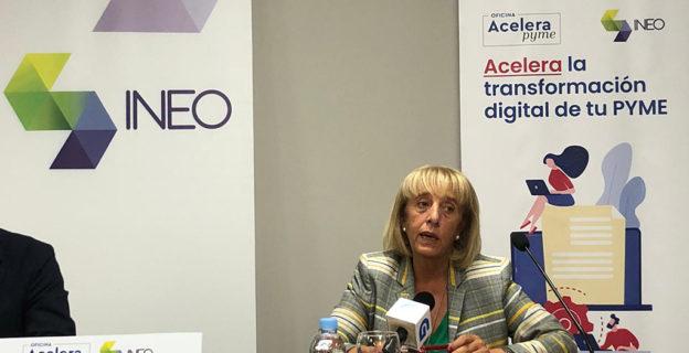 La CEO colabora con INEO en el impulso de la transformación digital de las empresas del sur de Galicia